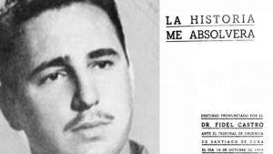 Cubans Remember Fidel Castro's Self-Defense Speech.