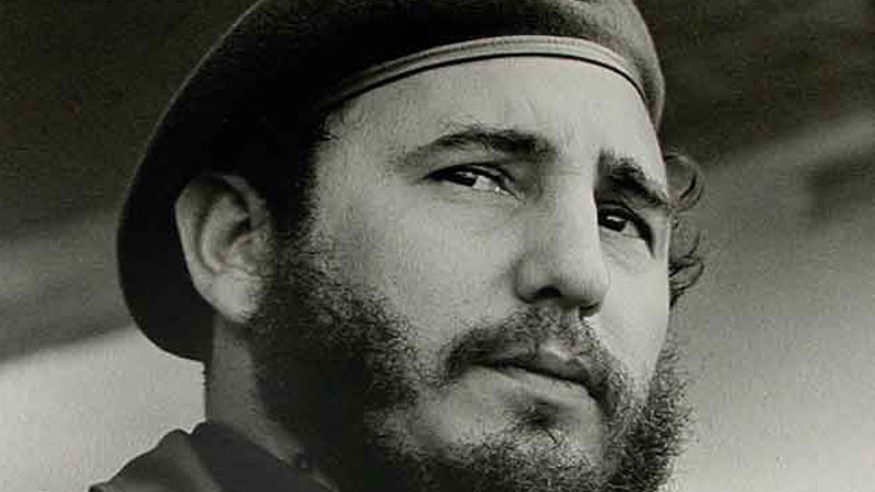 Comandente Fidel Castro Ruz