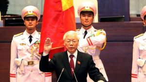 Biography of Party General Secretary and President-Elect Nguyen Phu Trong