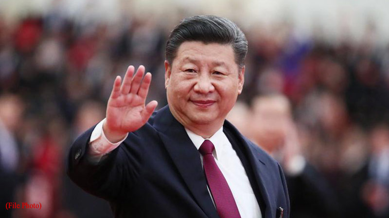 Xi Jinping, President of People's Republic of China and General Secretary of the Communist Party of China
