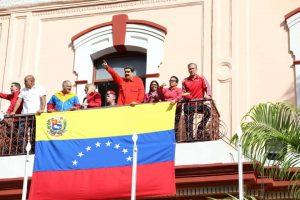 People of Venezuela declare: Yankees go home !