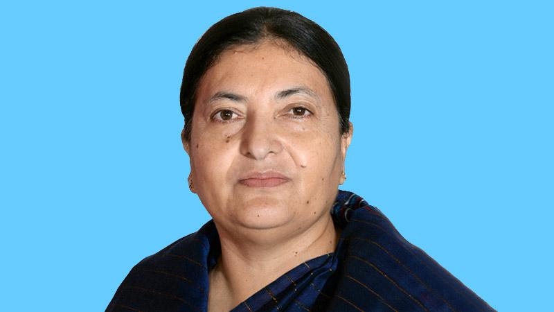 Her Excellency President Bidya Devi Bhandari