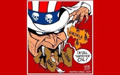 Purpose of US intervention in Venezuela