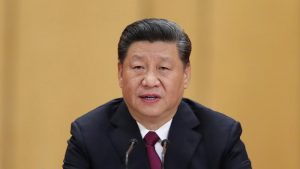 Chinese President Xi Jinping stresses common responsibility for internet governance