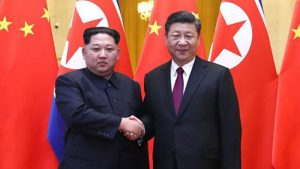 Chinese President Xi to boost China-NK ties