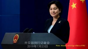 China urges US to stop unilateral sanctions on Chinese companies