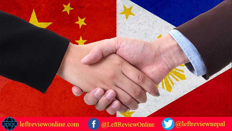 Beijing-Manila Handshake honeymoon Friendship