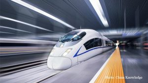 China develops new traction motor for 400 km/h high-speed trains