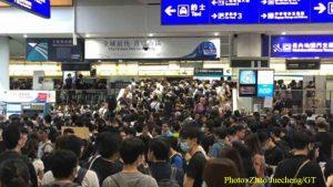 Violent Hong Kong protests cause billions in damage
