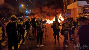 Hong Kong seeks opportunities in Greater Bay Area amid trade pressure, riots