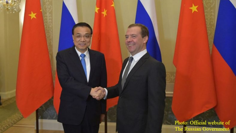 Chinese Priemier Li Keqiang's Russia visit to widen space for cooperation