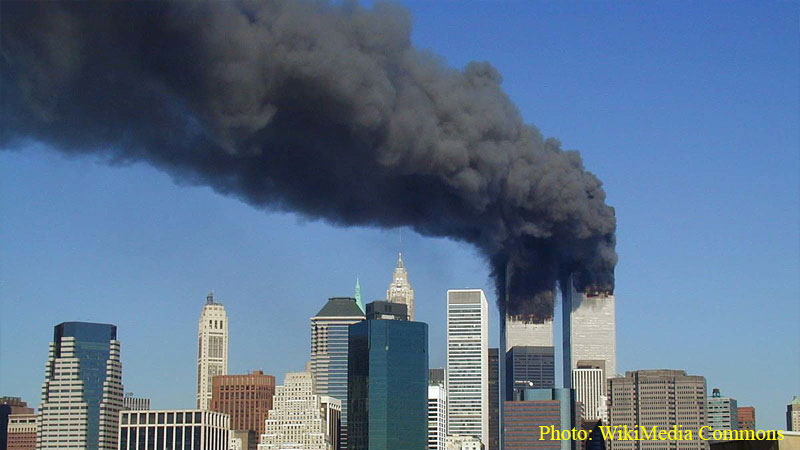 US disgraces world since 9/11 attacks