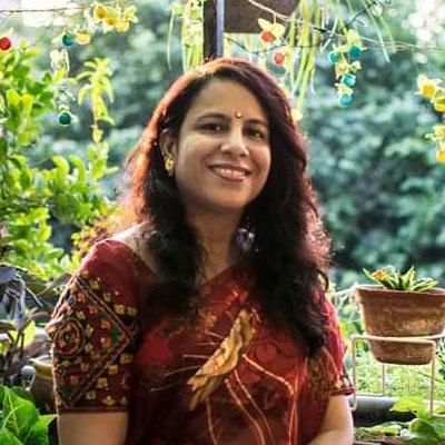 Dr. Geeta Kochhar Jaiswal, Jawaharlal Nehru University