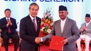 Nepal, China Sign Altogether 20 Agreements, MoUs (With List)