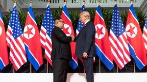 Will Kim-Trump personal ties help Korean Peninsula flare-up?