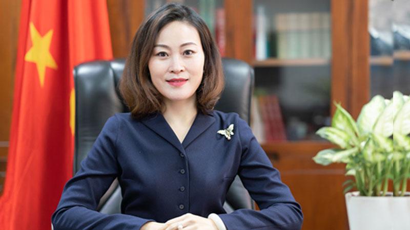 Chinese Ambassador Hou meets top NCP leaders