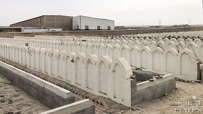 Xinjiang residents debunk CNN report of 'cemetery demolition'
