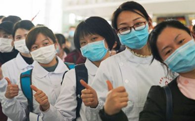 Epidemic battle a test of control mechanism