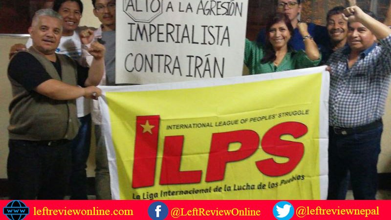 Stop imperialist aggression against Iran – ILPS Guatemala