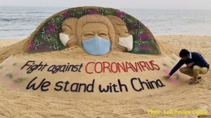 US exploiting of coronavirus crisis unworthy of a great power
