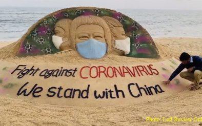 US exploiting of coronavirus crisis unworthy of a great power
