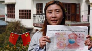 China Media Group objected on the insult of Chairman Mao