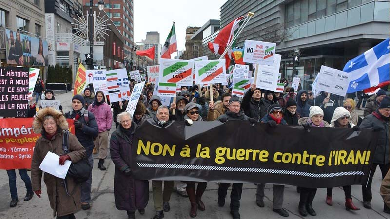 ILPS Canada mobilizes against US aggression on Iran