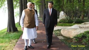 From Wuhan Spirit to Chennai Connect:  Modi and Xi Redefine Relationship in Asia