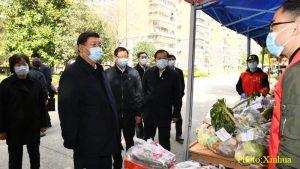 President Xi: Stimulating market entities
