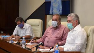 Fight against COVID-19, Cuban government's priority