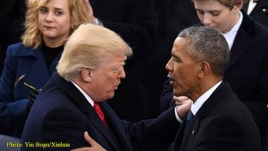 Obama-Trump feud shows US' virus fight still unfocused