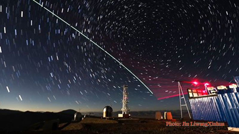 E. China's Shandong Province aims secure quantum communications, building network