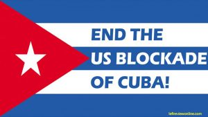 Voices against US blockade on Cuba from Belarus