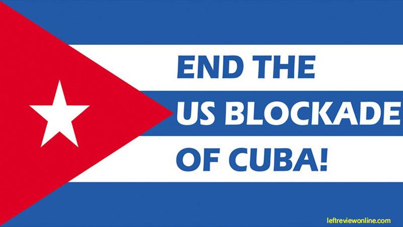 US Blockade on Cuba,