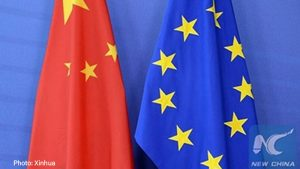 EU walks a fine line amid US-China rivalry: Shi Zhiqin