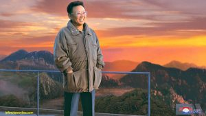 Kim Jong Il and Lucky Persons