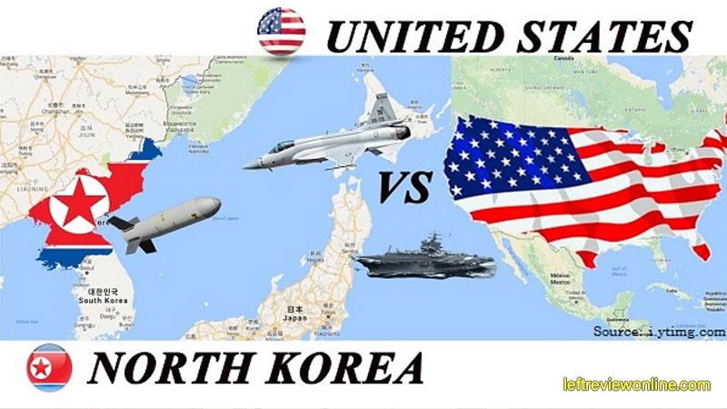 USA vc DPRK, usa vs north korea