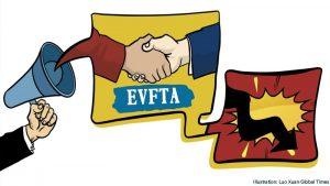 Will China 'suffer' following recent Vietnam-EU FTA?