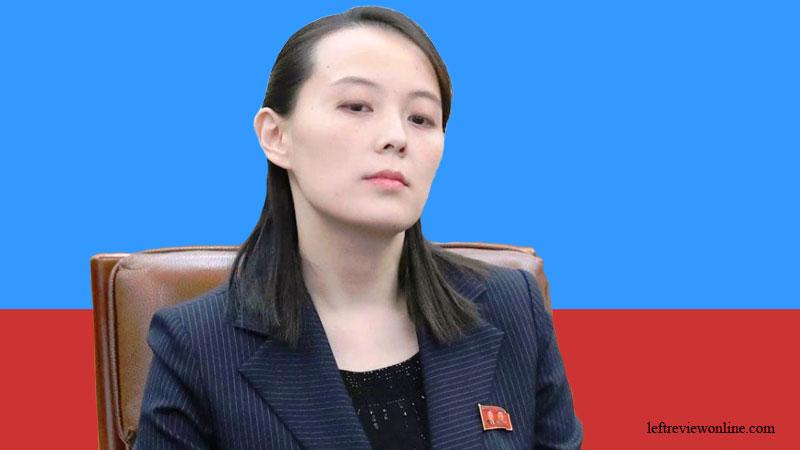 Kim Yo Jong,Sister of Kim Jong Un, Deputy Director of Worker's Party of Korea (WPK)