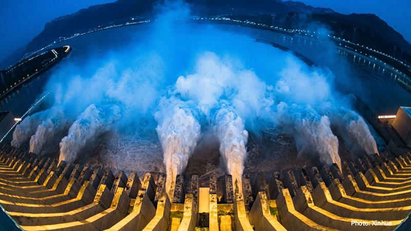 Authorities answer to refute misunderstandings, rumors on Three Gorges Dam