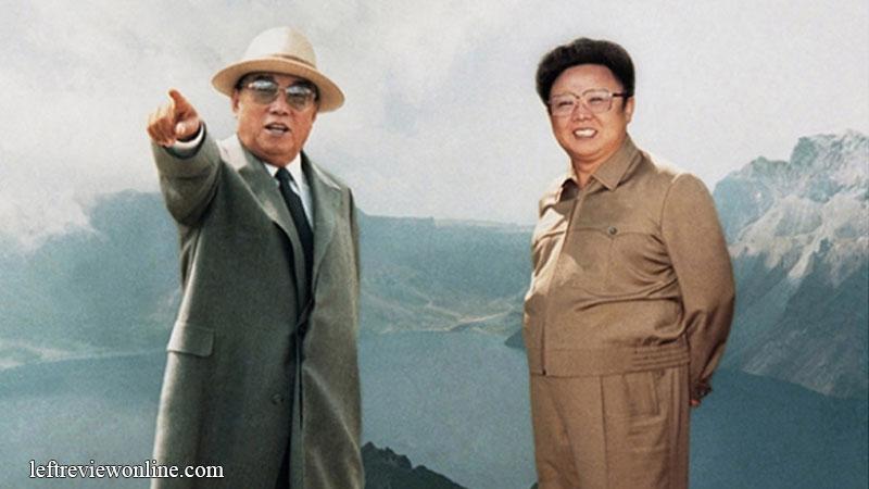 President Kim Il Sung, Dear Leader Kim Jong Il, DPRK