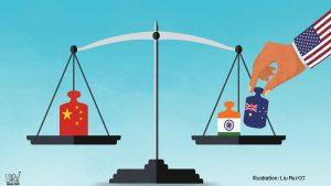 India-Australia closeness draws attention