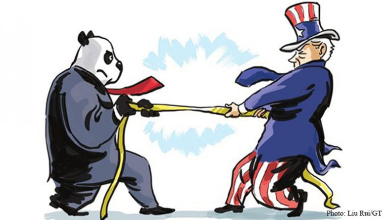 Neither divorce nor decoupling realistic in China-US relations