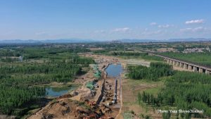 Construction begins on China-Russia pipeline project under Yangtze River