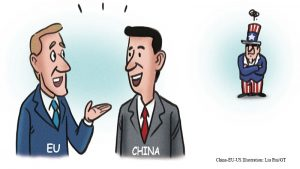 Anxiety over China-EU ties illustrates US hurting trans-Atlantic relations