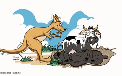 Aussie farmers could be sacrificed under US coercion