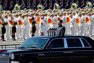 चीनको ७० औँ विजयोत्सव र सैन्य परेडको सन्देश