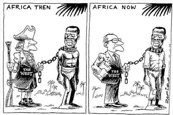 Africa-West-Cartoon