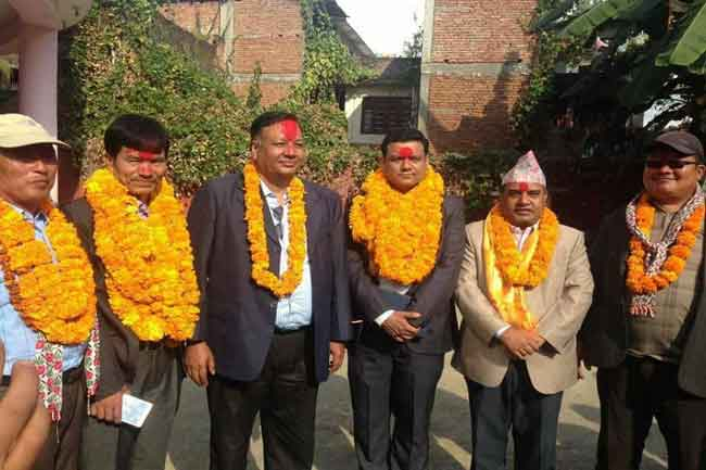 Baglung Left Victory