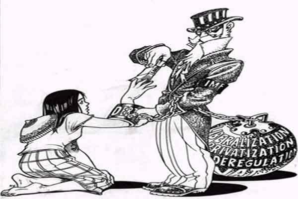 नउदारवादकाे चित्र